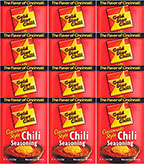 Gold Star Chili Chili Seasoning 12pk