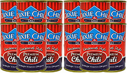 Dixie Chili 10oz Can 12pk