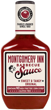 Montgomery Inn Barbecue Sauce 28oz