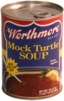 Worthmore Mock Turtle Soup 10oz 6pk