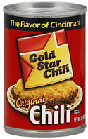 Gold Star Chili 10oz Can 6pk